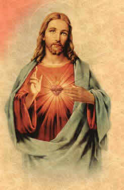 Jesus - Isus - tri prsta